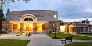 Adrian College campus