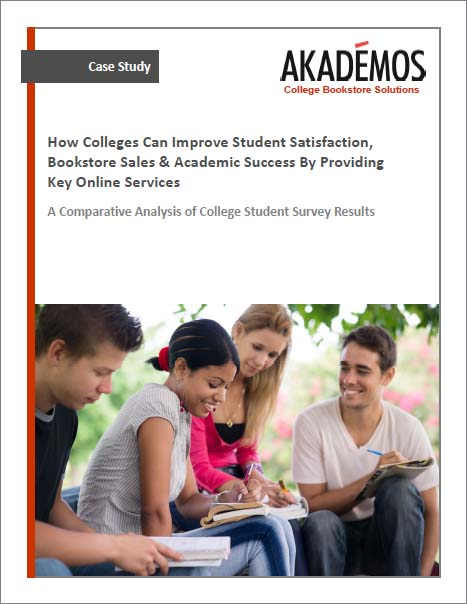 2016 How Colleges Improve Student Satisfaction & Bookstore Sales with Key Online Services Case Study