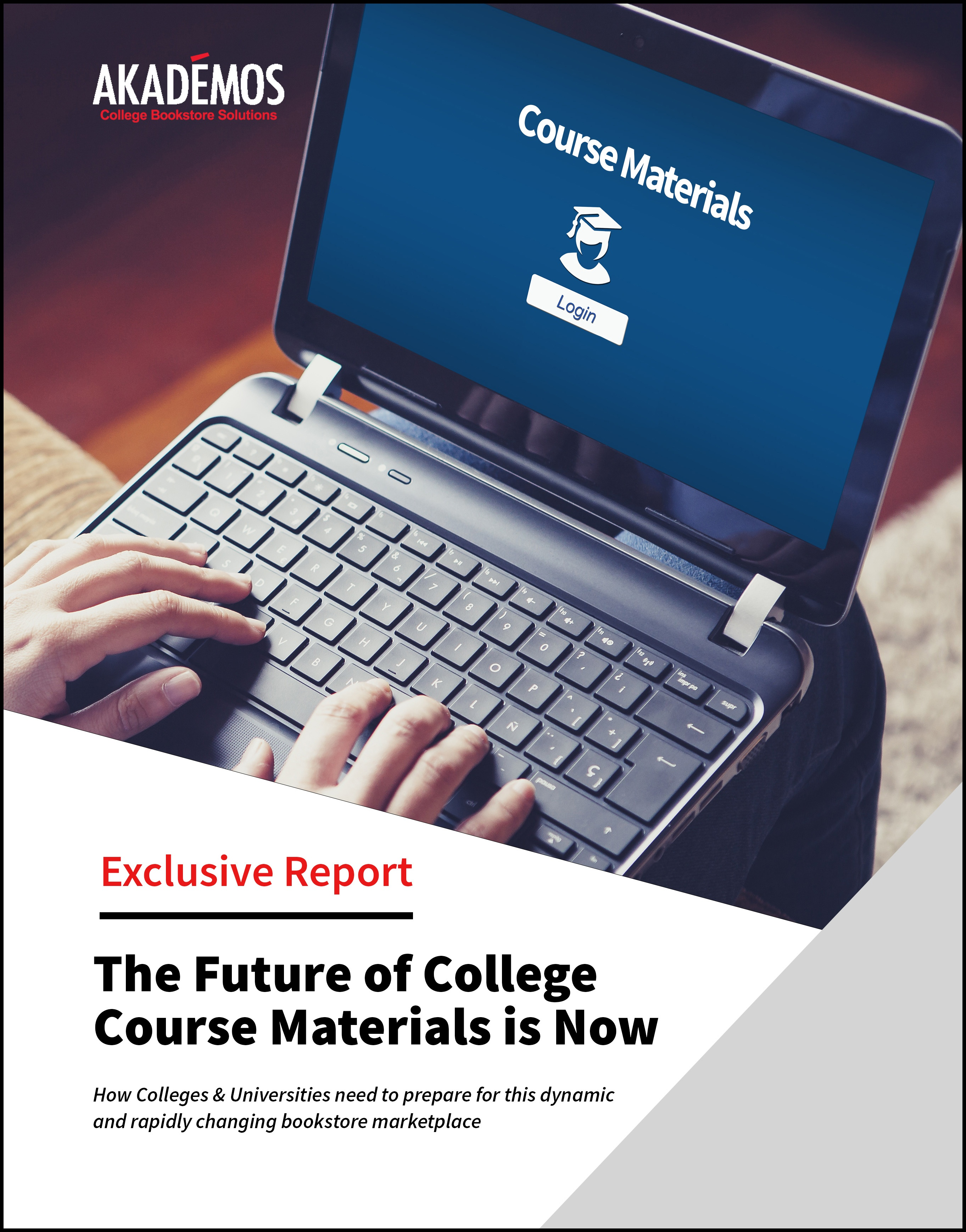 The Future of Course Materials is Now eBook