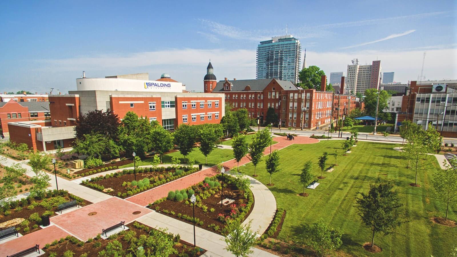 spalding-university-campus